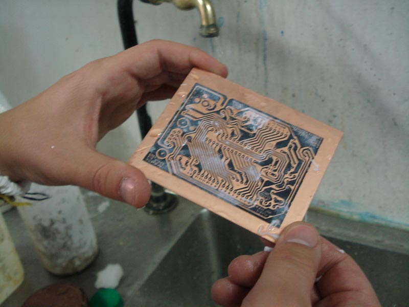 Artist-Developer, Arduino in the Print Studio