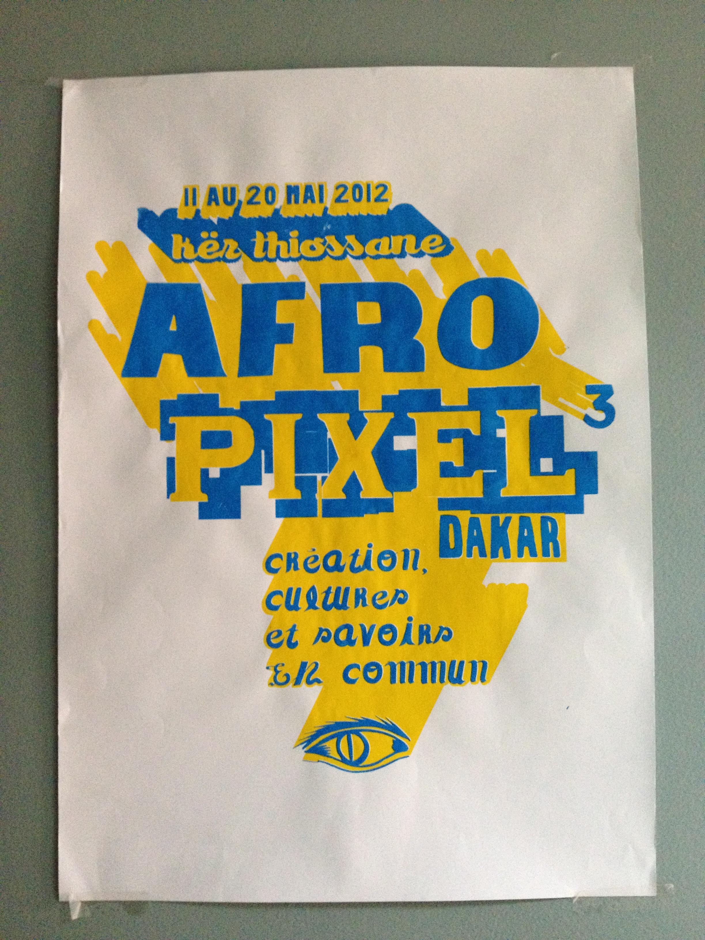 Afro Pixel