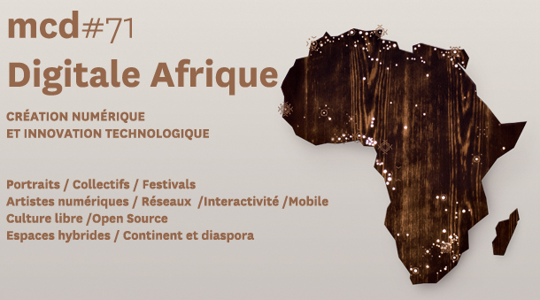 Writer-Curator, MCD: Digital Afrique