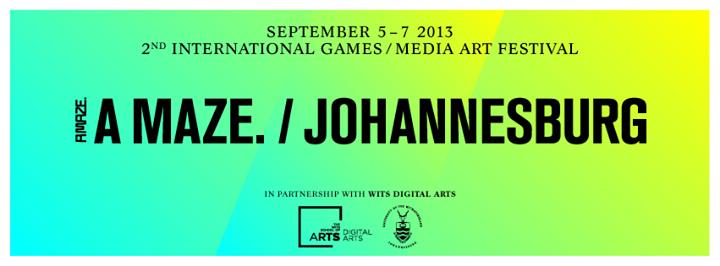 AMAZE Johannesburg 2013