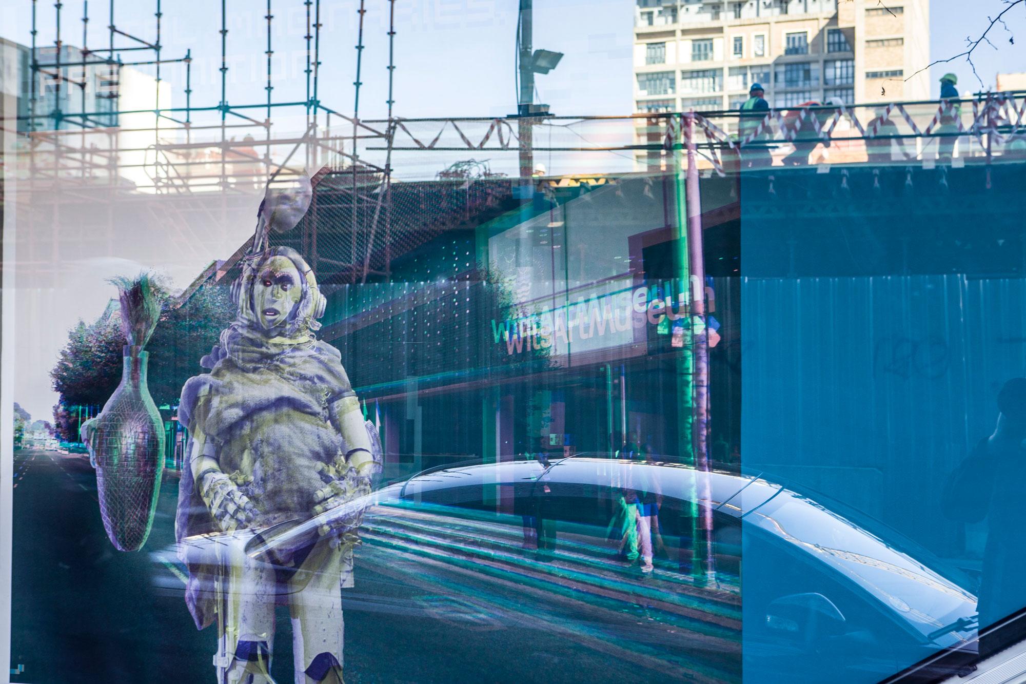 Curator, Digital Imaginaries: Premonition